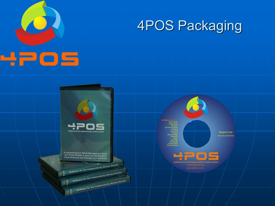 4POS Packaging