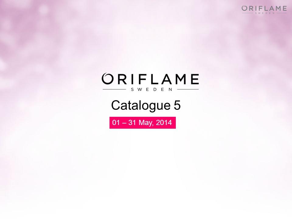 Catalogue 5 01 – 31 May, 2014