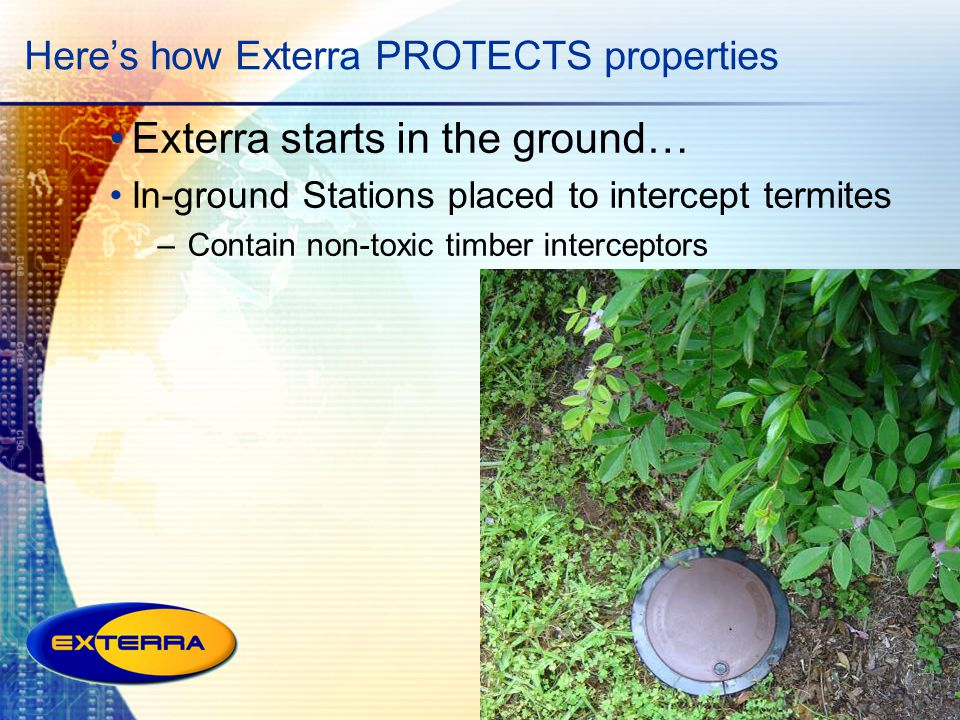 Here's how Exterra PROTECTS properties