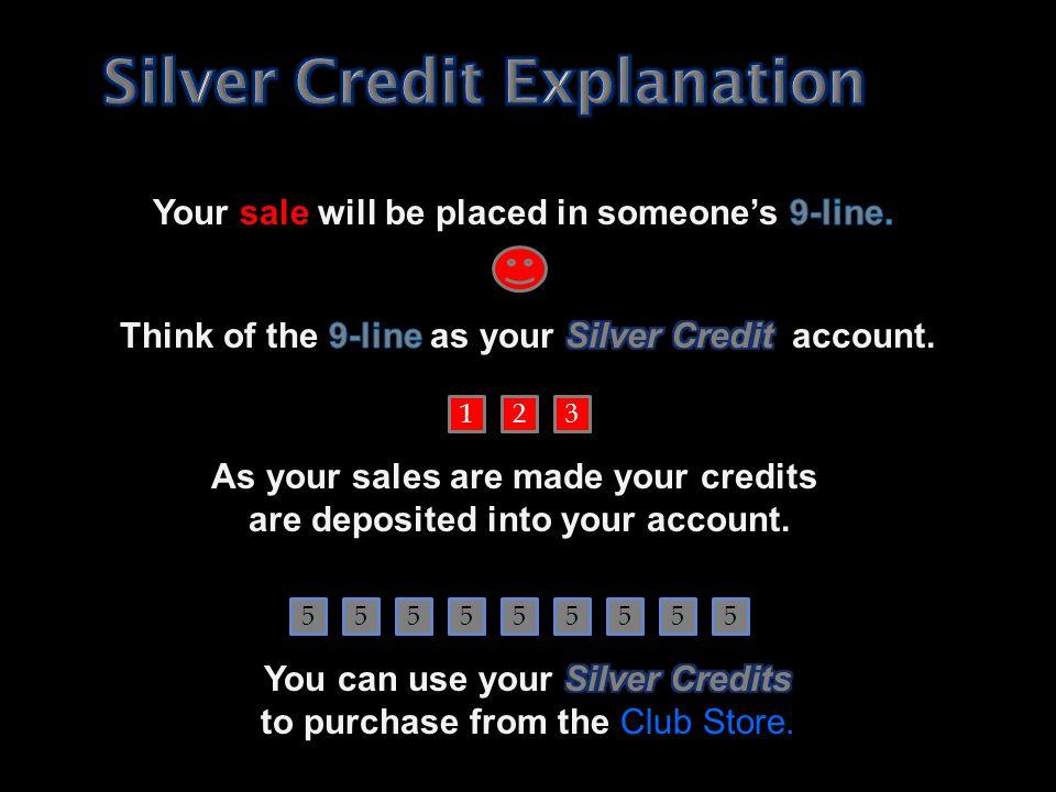 Silver Credit Explanation