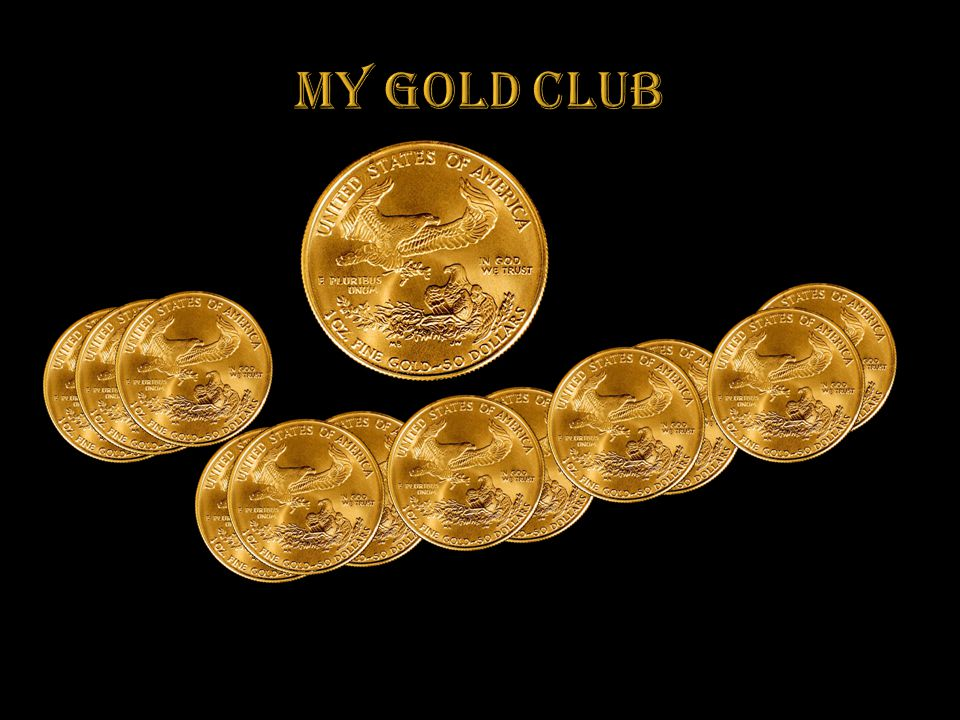 MY GOLD CLUB