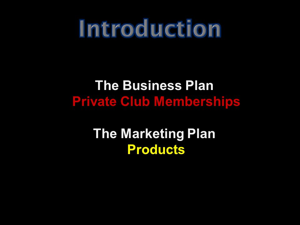 Private Club Memberships