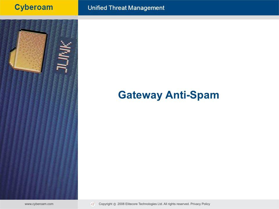 Gateway Anti-Spam 22