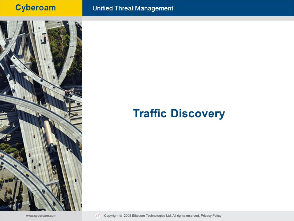 Traffic Discovery 37