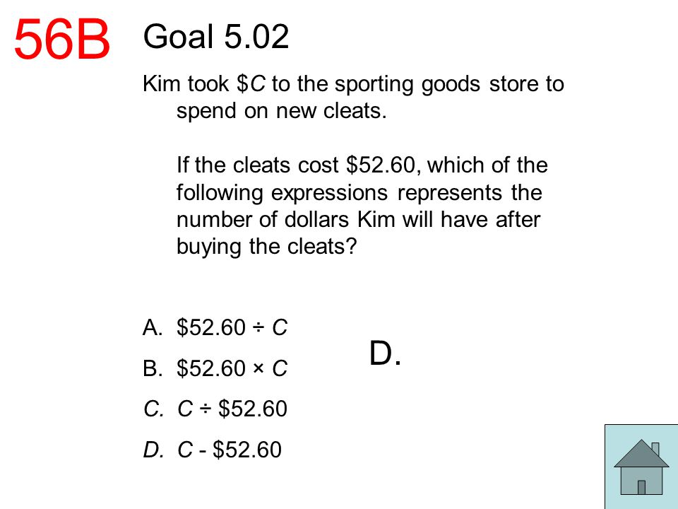 56B Goal 5.02.