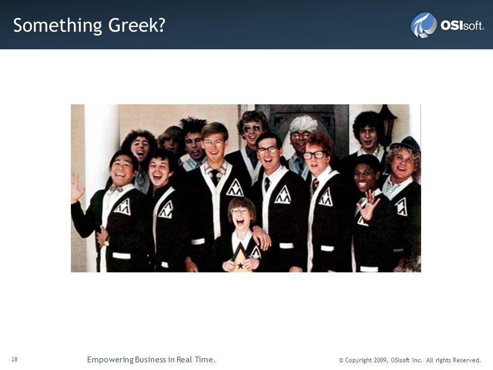 Something Greek Or Geek