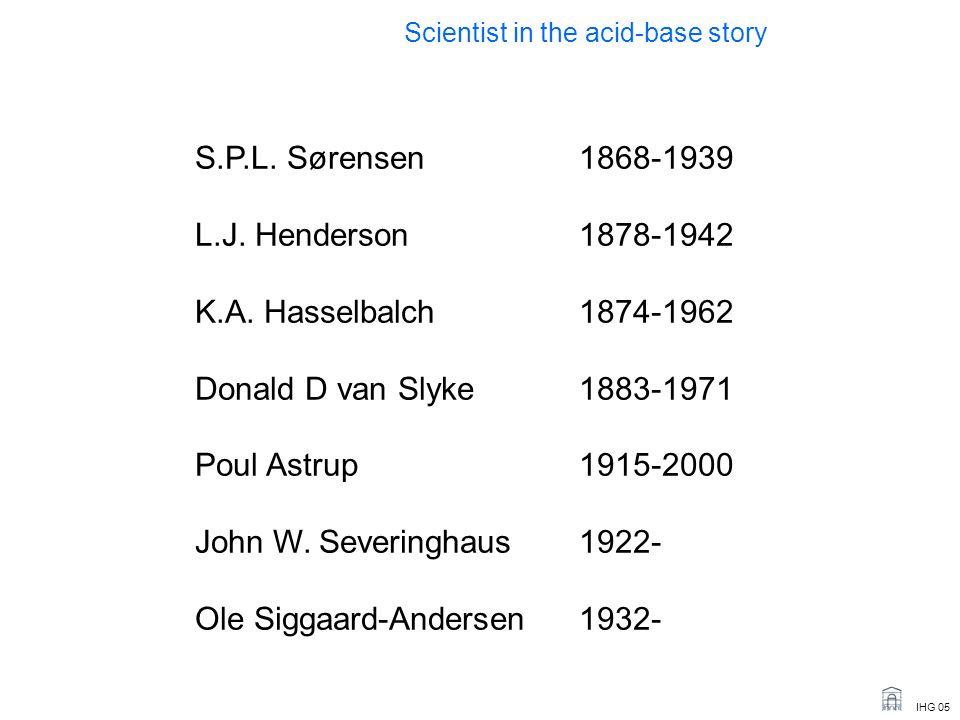 Ole Siggaard-Andersen 1932-