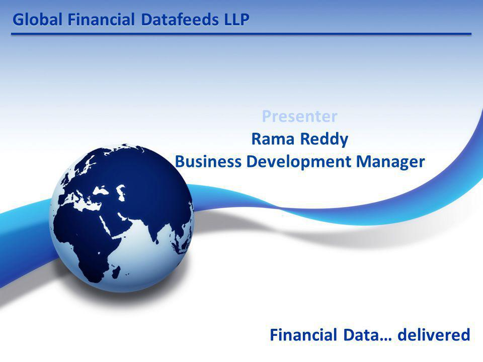 Global Financial Datafeeds LLP