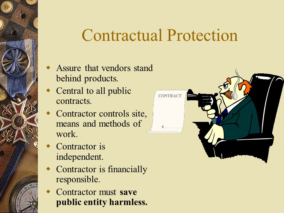 Contractual Protection