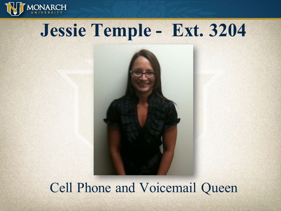 Cell Phone and Voicemail Queen