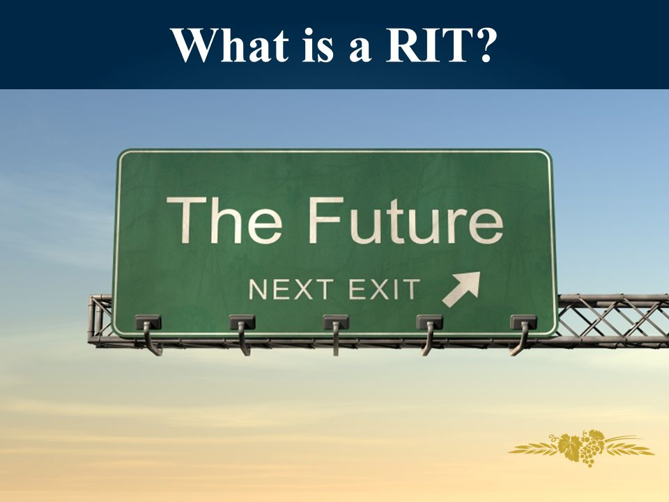 What is a RIT