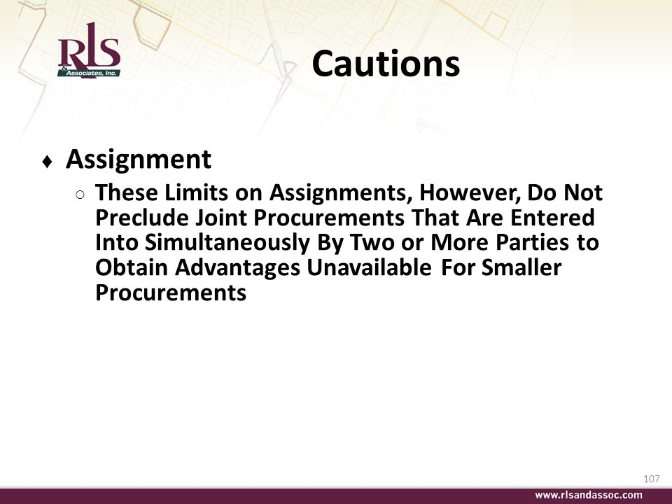 Cautions Assignment.