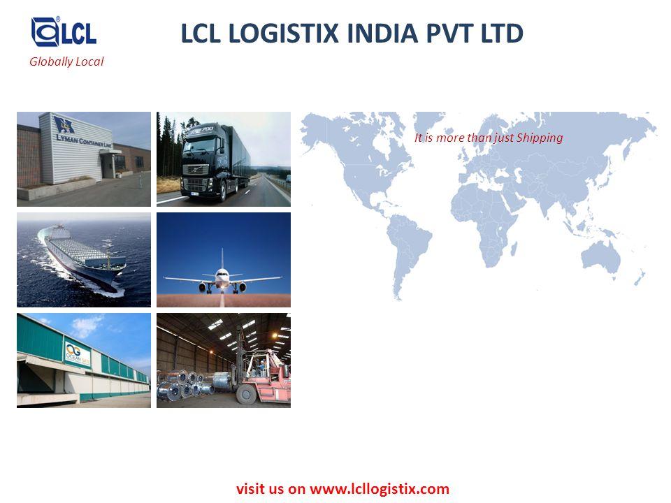LCL LOGISTIX INDIA PVT LTD