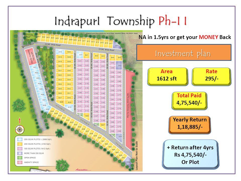IndrapurI Township Ph-I I