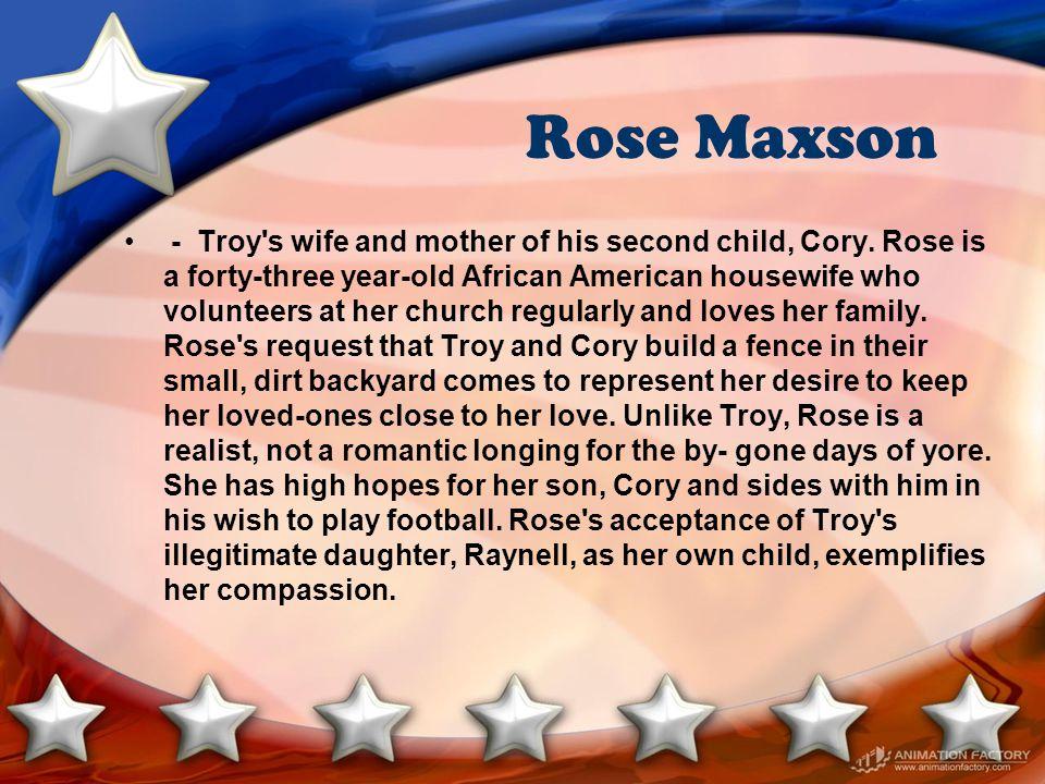 Rose Maxson