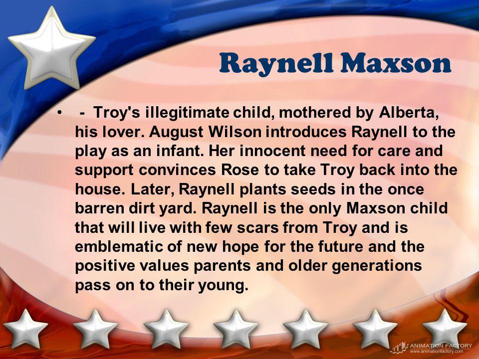 Raynell Maxson