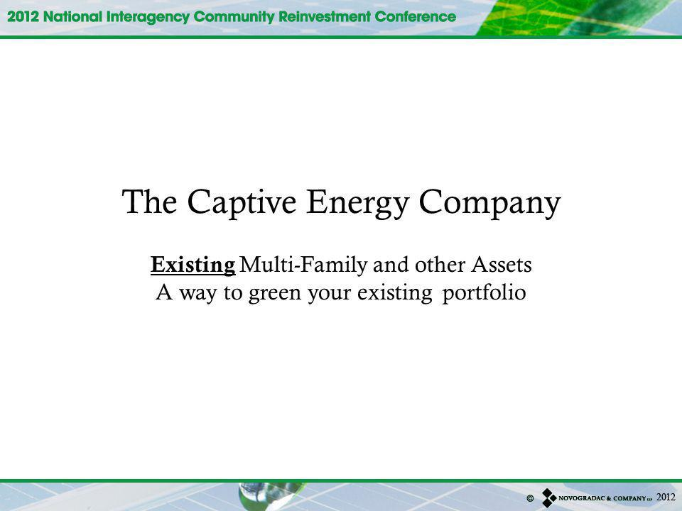 The Captive Energy Company