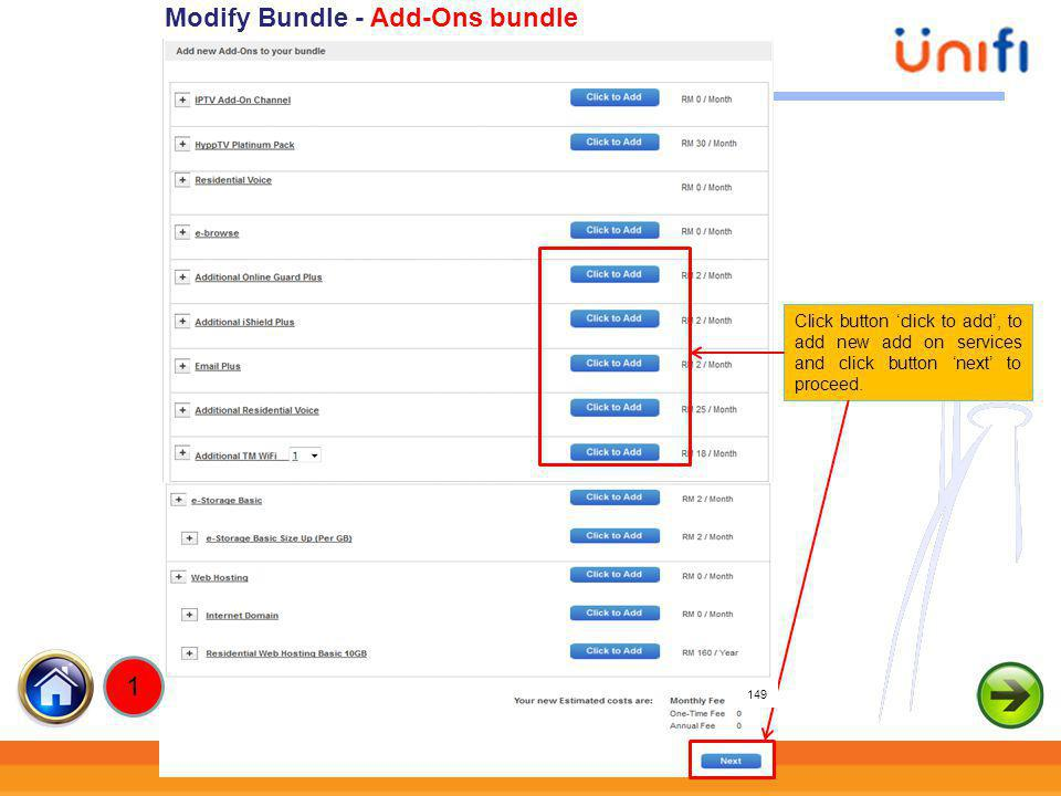 Modify Bundle - Add-Ons bundle