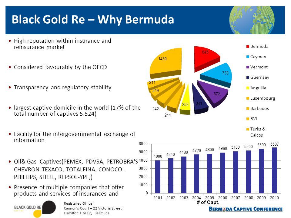 Black Gold Re – Why Bermuda