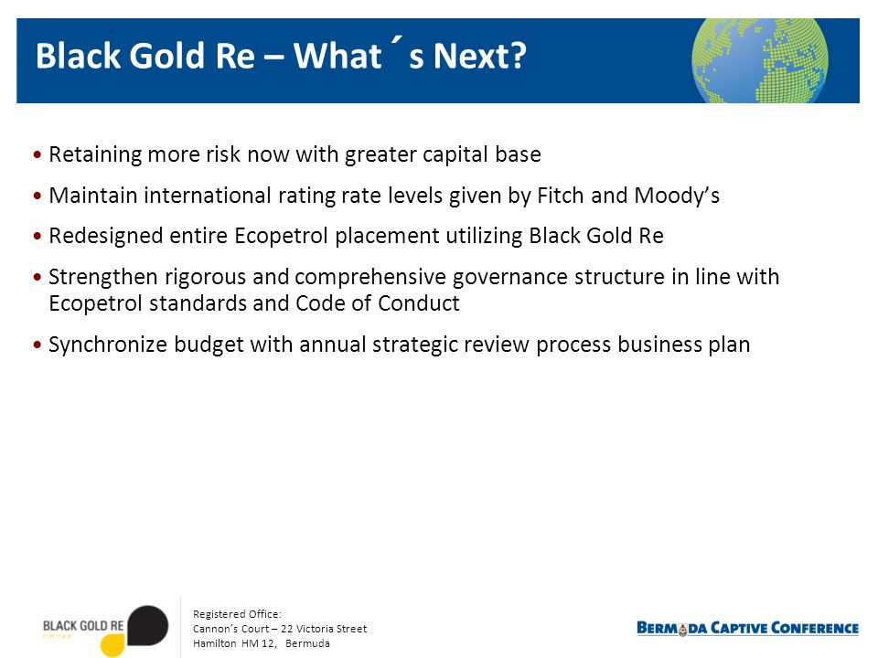 Black Gold Re – What´s Next