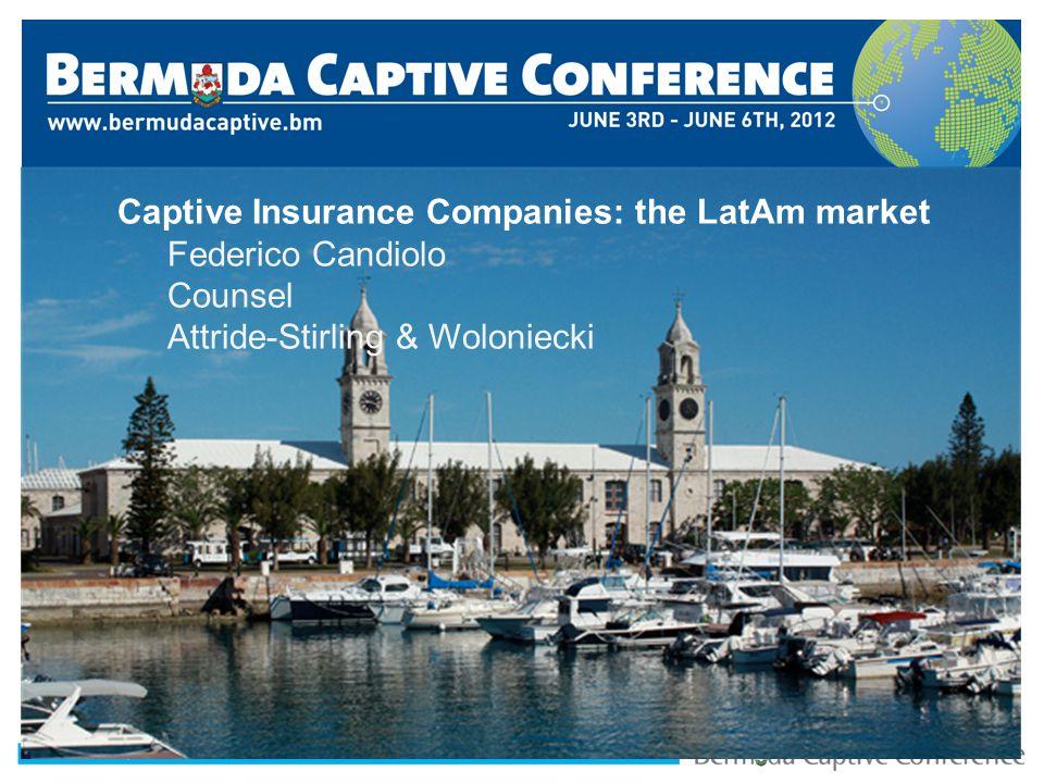 Captive Insurance Companies: the LatAm market