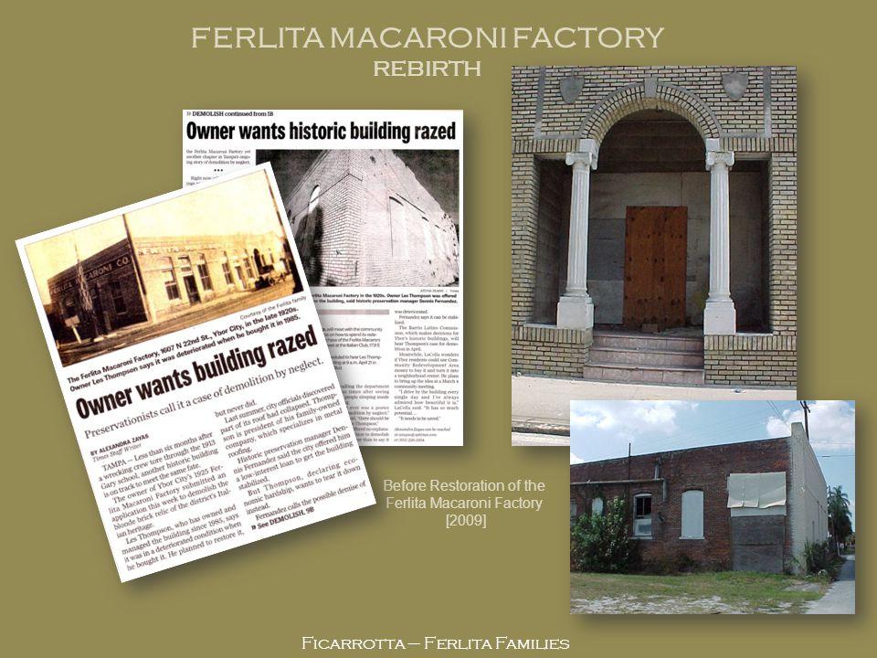FERLITA MACARONI FACTORY