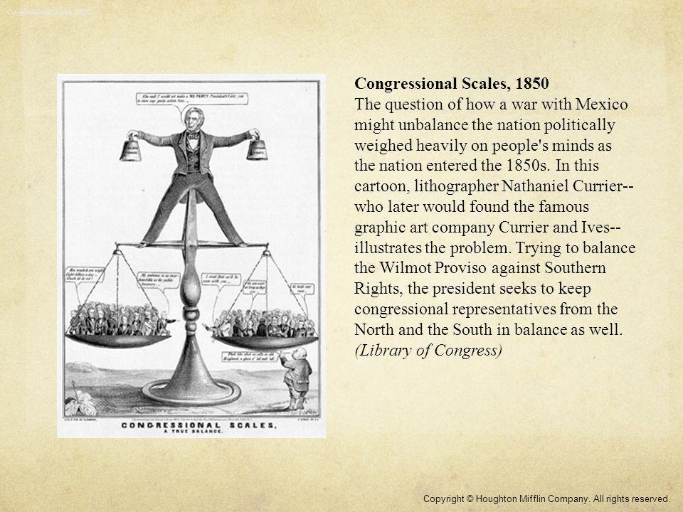 Congressional Scales, 1850 Congressional Scales, 1850.