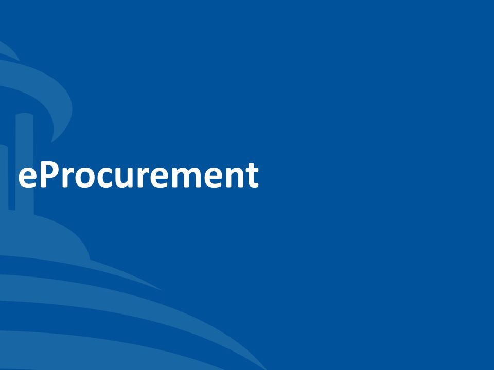 eProcurement Reduces Maverick Spend