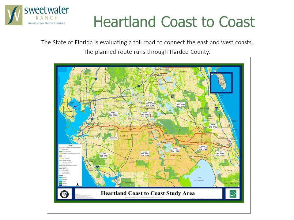Heartland Coast to Coast