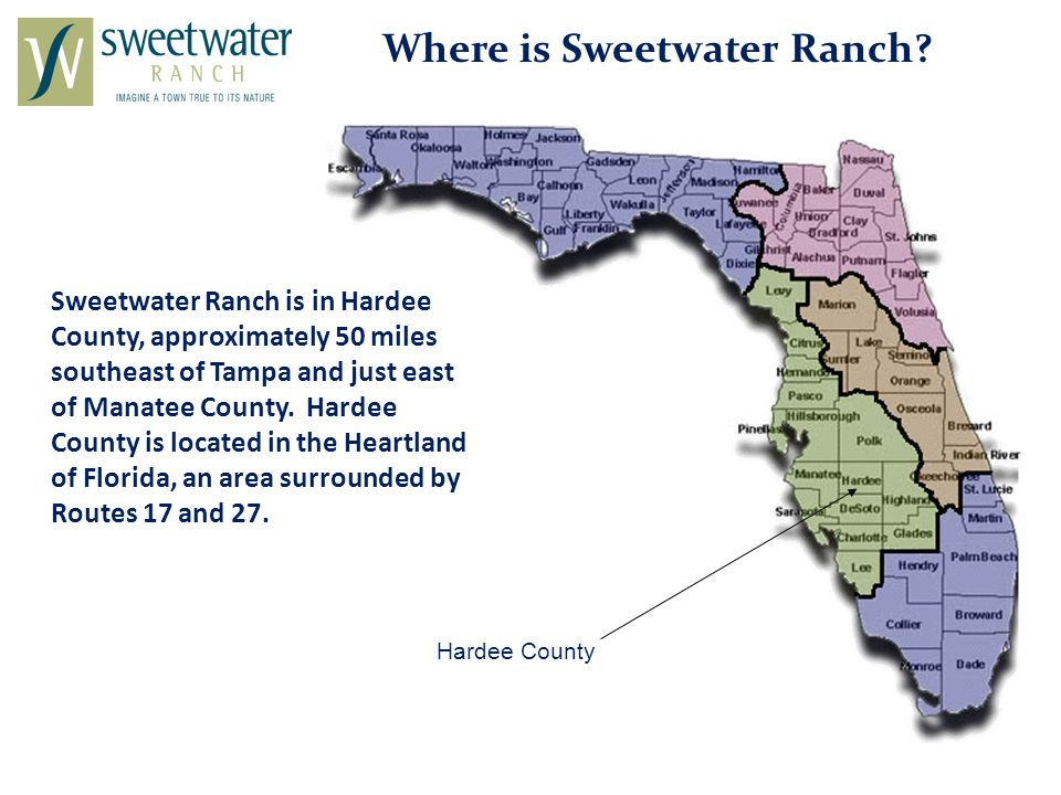 Where is Sweetwater Ranch