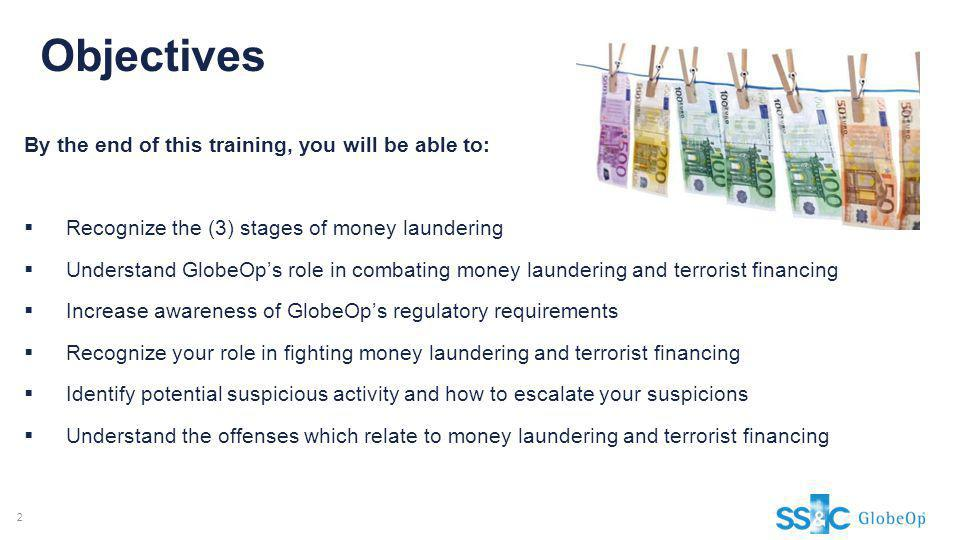 What is Money Laundering? The Three Stages in Money Laundering…