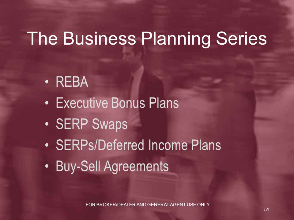The Business Planning Series