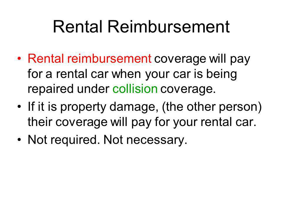 What Car Rental Does Not Have Charge For Being