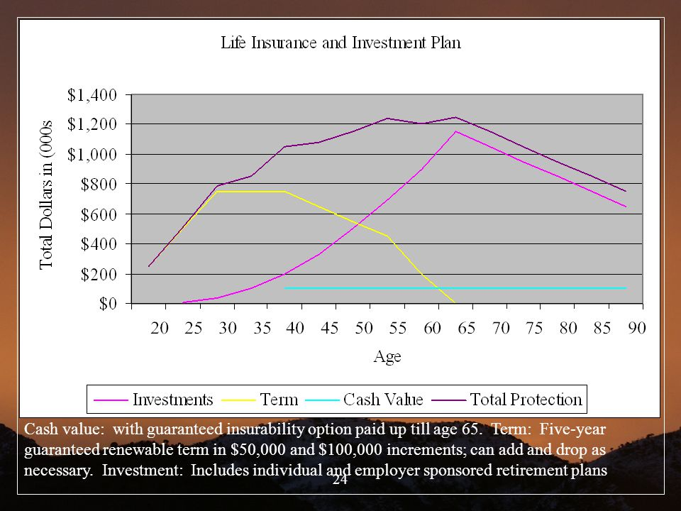 Life Insurance and Your Investment Plan