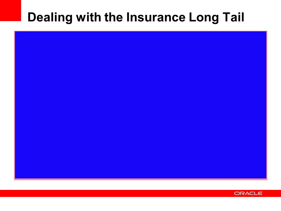 Dealing with the Insurance Long Tail