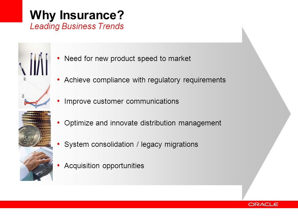 Why Insurance Leading Business Trends