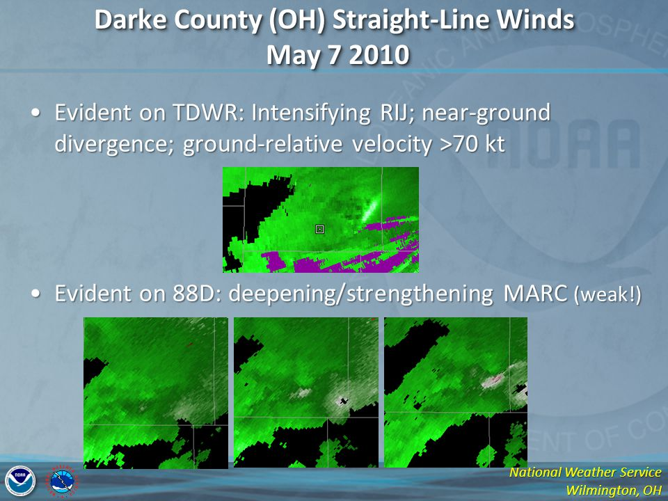Darke County (OH) Straight-Line Winds May 7 2010