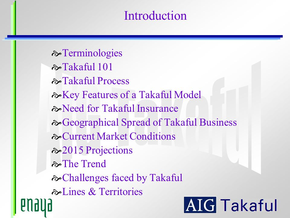Introduction Terminologies Takaful 101 Takaful Process Ppt Video