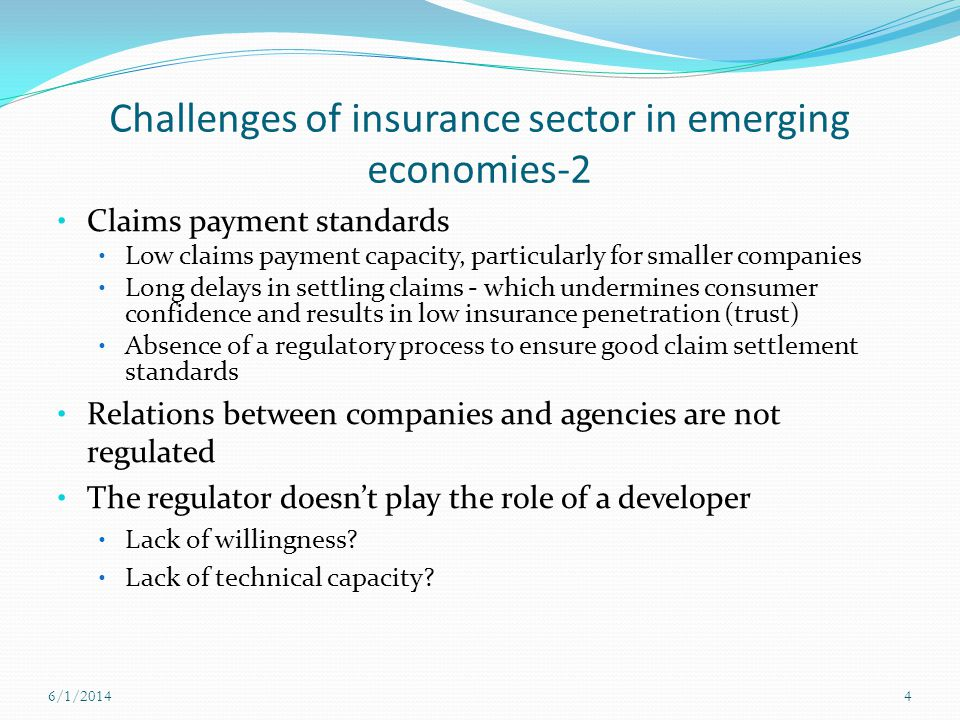 Challenges of insurance sector in emerging economies-2