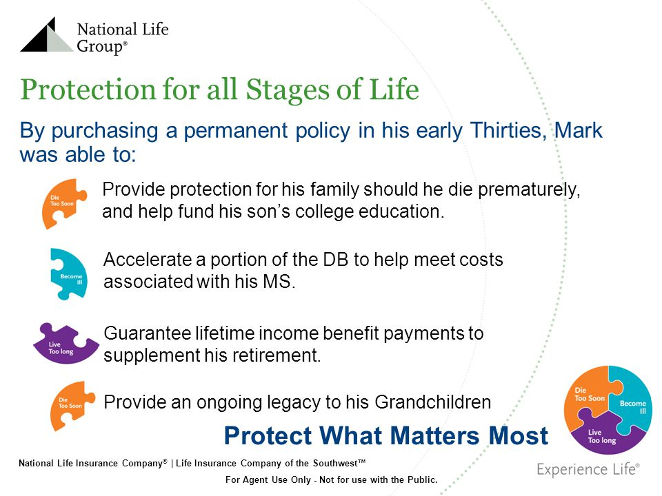 Protection for all Stages of Life