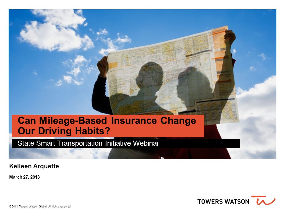 Can Mileage-Based Insurance Change Our Driving Habits