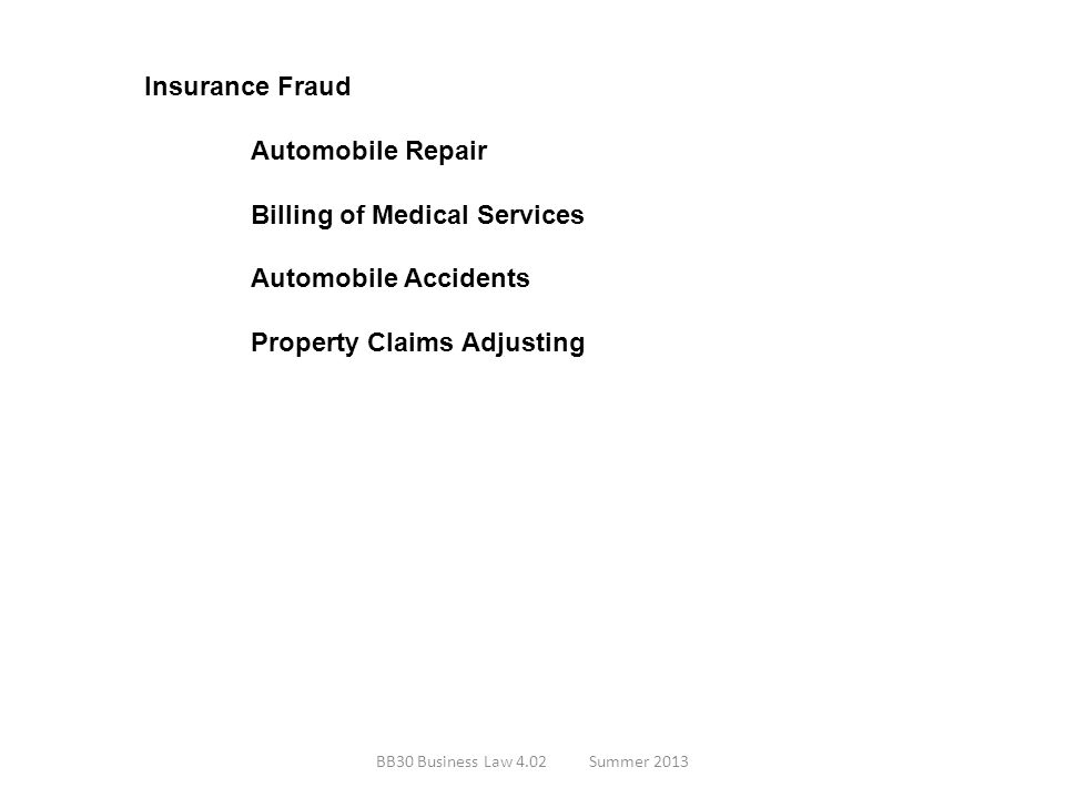 Billing of Medical Services Automobile Accidents