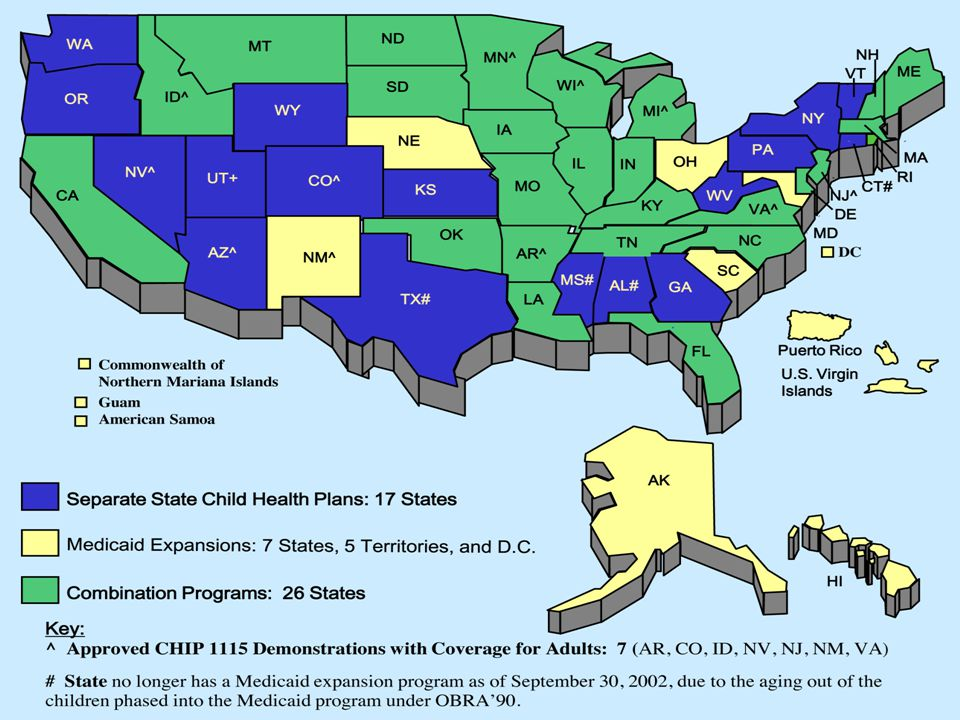 Medicaid and the Children s Health Insurance Program