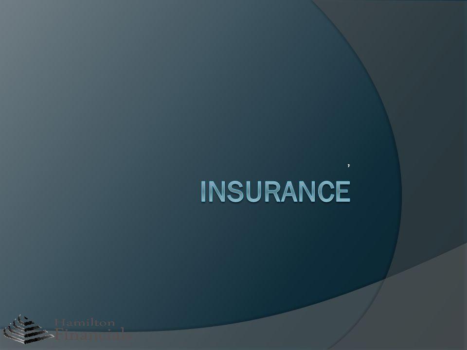 , Insurance
