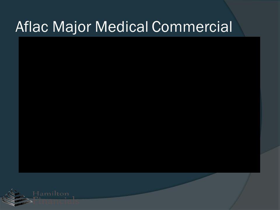 Aflac Major Medical Commercial