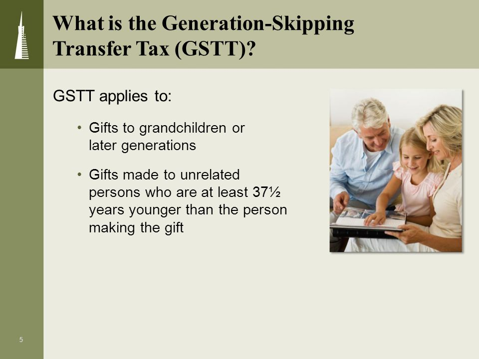What is the Generation-Skipping Transfer Tax (GSTT)