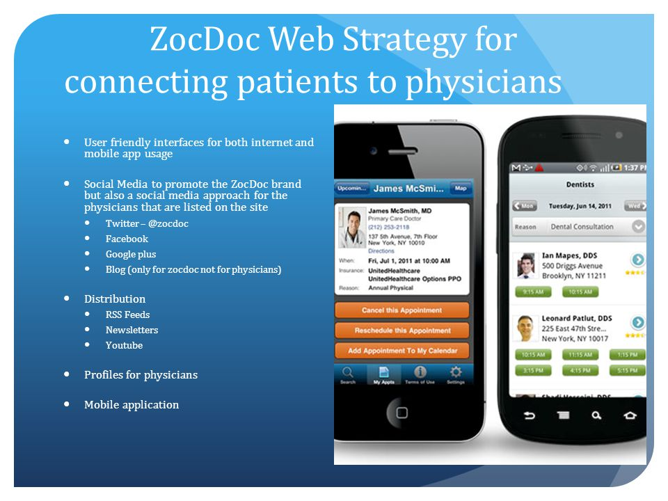 connecting patients and doctors via mobile Co-founder adam jackson said that he wants the company to modernize the healthcare system by using mobile technology to make a simple doctor's visit more convenient and stress-free for patients .