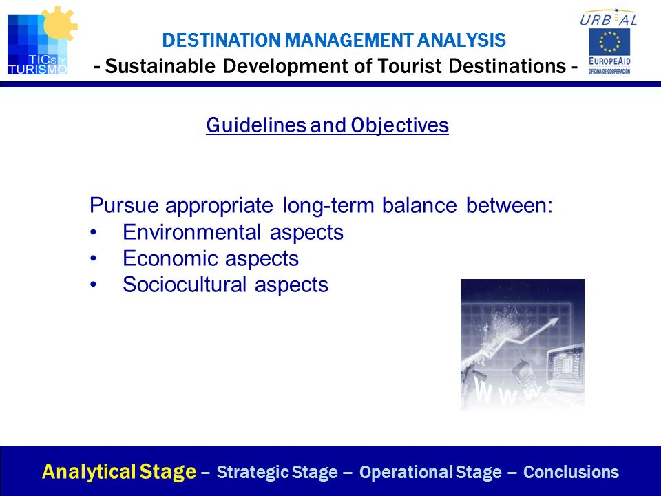 Guidelines and Objectives