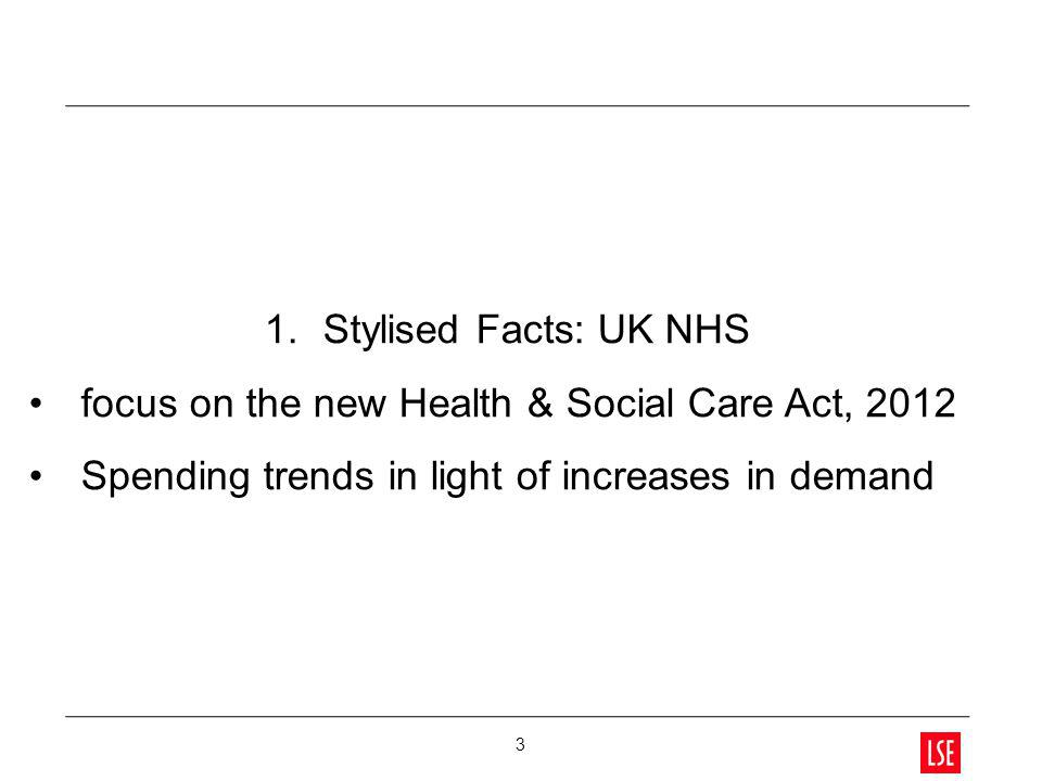 focus on the new Health & Social Care Act, 2012