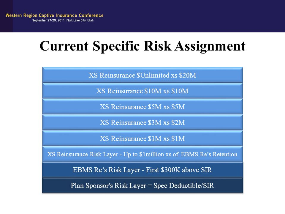 Current Specific Risk Assignment